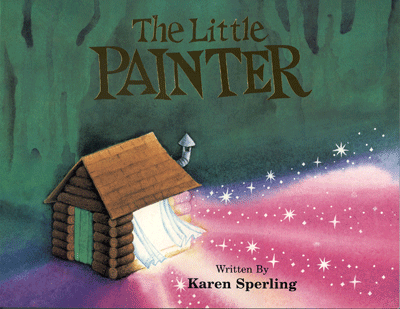 The Little Painter by Karen J Sperling